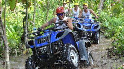 ATV Ride at Ubud