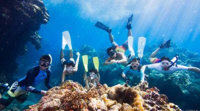 Nusa Lembongan Fun Snorkeling & Mangrove Tour