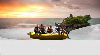 Rafting and Tanah Lot Tour