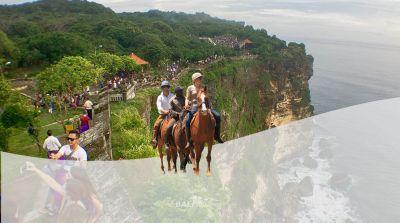 Horse Riding and Uluwatu Tour
