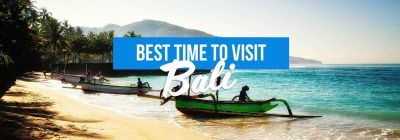 Best Time Visit To Bali